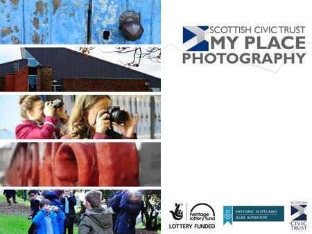 My Place Photography has been developed to support school aged young people to gain a better knowledge of buildings, spaces and places in your local area.