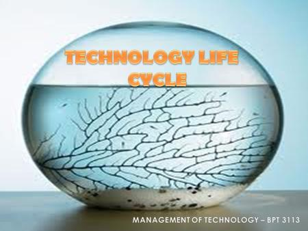 Introduction Technological Progress Technology Life Cycle – S-Curve – Market Growth – Product Life Cycle – Multiple-Generation Technologies Technology.