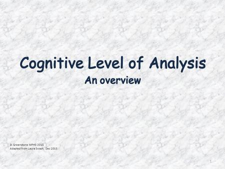 evaluate one theory of how emotion may affect one cognitive process Explain how biological factors may affect one cognitive process evaluate two models or theories of one cognitive process (memory) with reference to research studies describe one theory of how emotion may affect one cognitive process.