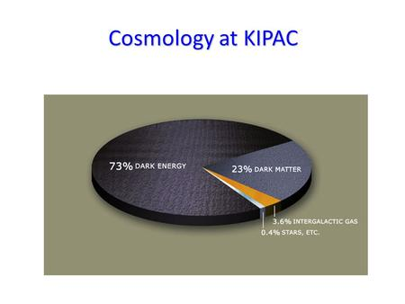 X-ray Optical microwave Cosmology at KIPAC. The Survey 5000 square degrees (overlap with SPT and VISTA) Five-band (grizY) + VISTA (JHK) photometry to.