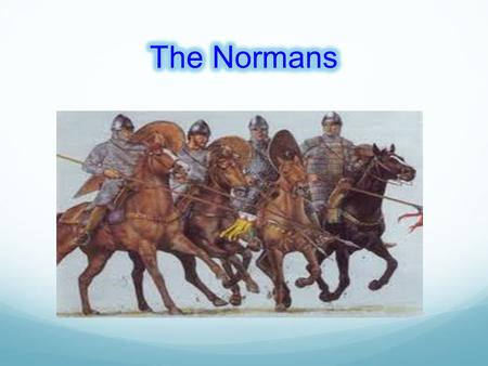 Who were the Normans? Timeline Dwellings Food Clothing & Travel Battle of Hastings Strongbow Normans in Ireland My coat of arms.