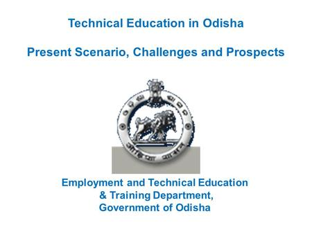technical education scenario in india Digital education is definitely pushing india closer to attain its education goals   edu tech is certainly ushering the new age of learning in india.