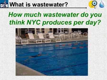 What is wastewater? How much wastewater do you think NYC produces per day?