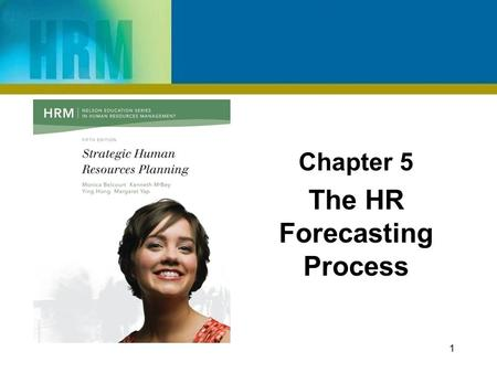 The HR Forecasting Process
