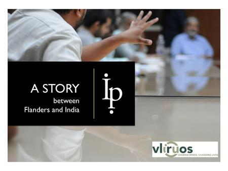 A STORY between Flanders and India. CHAPTER 1 BEGINNINGS.
