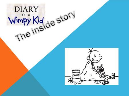 SELECTION What is diary of a wimpy kid? Greg Rowley Fregley The Heffleys Lights, cameras, action! Bibliography.