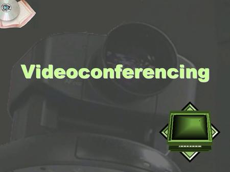 Videoconferencing. What is Videoconferencing? Videoconferencing is a medium where two or more people at different locations can meet face-to-face in real.