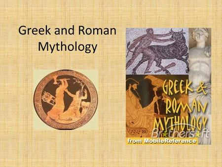 an overview of the parallelisms between the greek and roman mythology