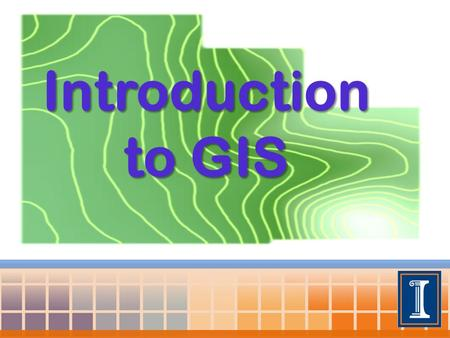 Introduction to GIS. Watershed Discretization (model elements) + Land Cover Soil Rain Results Intersect model elements with Digital Elevation Model (DEM)