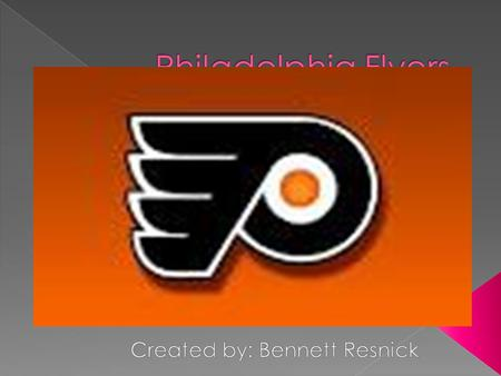  They were known as the Broadstreet Bullies and went on to win the Stanley Cup two years in a row in 1974 and 1975. They beat the Boston Bruins and the.