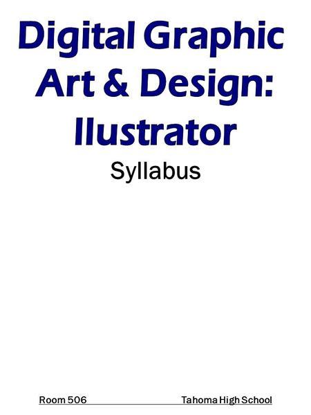 Character Design Course Syllabus : Mrs christy kreps chs syllabus student signature parent