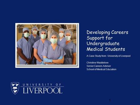 Developing Careers Support for Undergraduate Medical Students