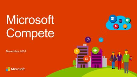 Microsoft Compete November 2014 $. Windows Phone for transactional partners.