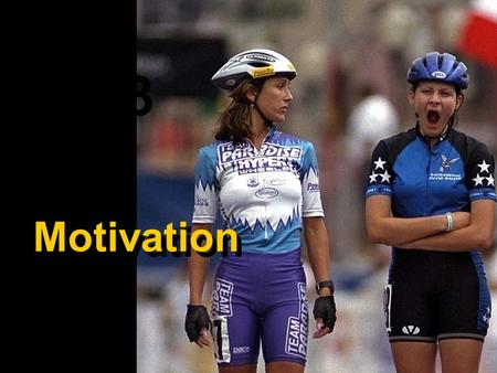 3 Motivation. What Is Motivation? Motivation is the direction and intensity of effort. Direction of effort: Whether an individual seeks out, approaches,