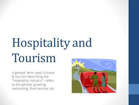 marketing mix in hospitality industry In today's competitive hospitality market, understanding sales and marketing is essential to succeed in the hospitality business our hospitality sales and marketing course provides an in-depth look at established marketing themes unique to the hospitality world the content draws upon practical experiences and new trends.