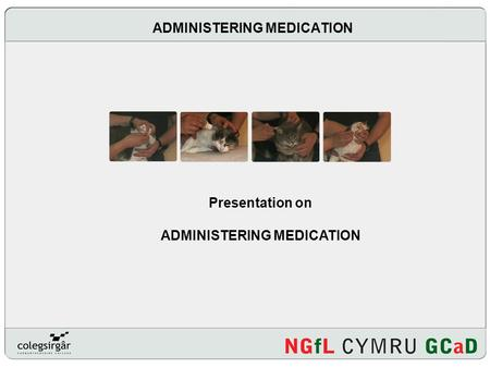 ADMINISTERING MEDICATION Presentation on ADMINISTERING MEDICATION.