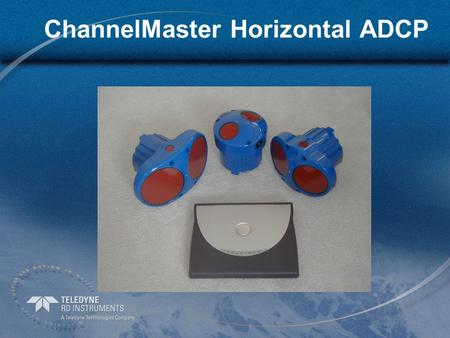 ChannelMaster Horizontal ADCP