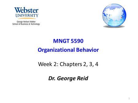 Behaviour organisational attitude in pdf