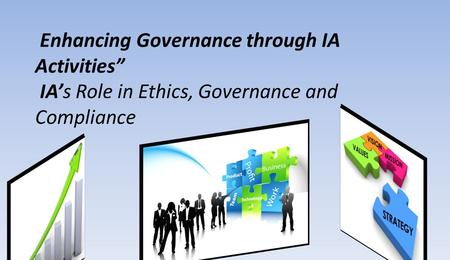 Enhancing Governance through IA Activities""