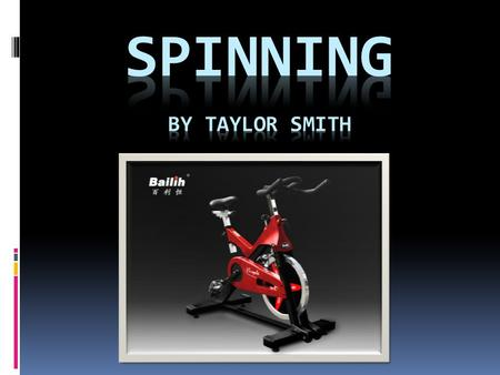 What is Spinning?  Spinning is an aerobic exercise that takes place on a specially designed stationary bicycle called a spinning bike. As you pedal,