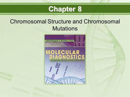Chromosomal Structure and Chromosomal Mutations