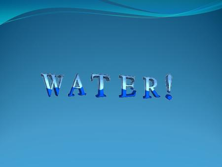 Index Introductions Definitions G.O Comics News Graphics Videos Pictures Hydrologic cycle Problems and solutions Ways people use water Why do we need.