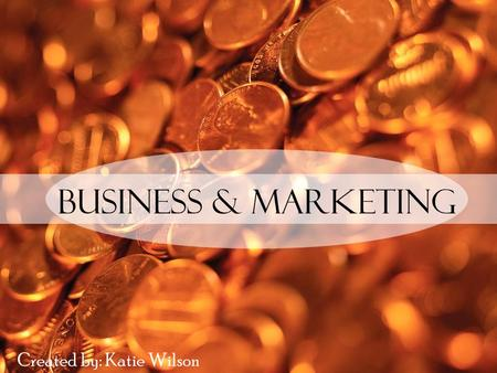 Business & Marketing Created by: Katie Wilson. Careers That Require a Bachelor's Degree CareerWage Accountant$60, 000 Advertising Managers$ 63, 610 Computer.