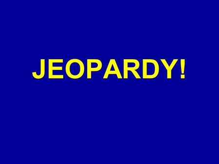 Click Once to Begin JEOPARDY! 100 200 300 400 500 Inequalities Compound Inequalities Absolute Value Inequalities Graphing Inequalities Solving Systems.