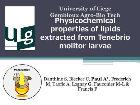 tenebrio molitor research papers Metabolic activity and water vapour absorption in the mealworm tenebrio molitor l (coleoptera, tenebrionidae): real-time measurements by two-channel microcalorimetry.