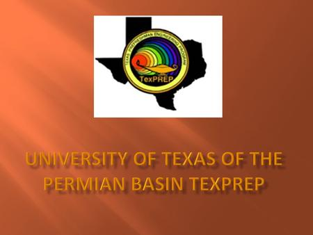 TexPREP is an academic enrichment program based on S.T.E.M. careers. The program provides an insight to higher level education in regards to Science,