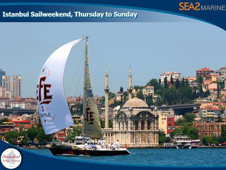 Istanbul Sailweekend, Thursday to Sunday. Yachts for Instruction Beneteau Cyclades 39,3 or similar Length (m): 11,97 Width (m): 3,95 Draft (m): 1,90 Displacement.