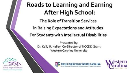 Roads to Learning and Earning After High School: The Role of Transition Services in Raising Expectations and Attitudes For Students with Intellectual Disabilities.