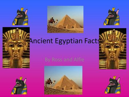Ancient Egyptian Facts