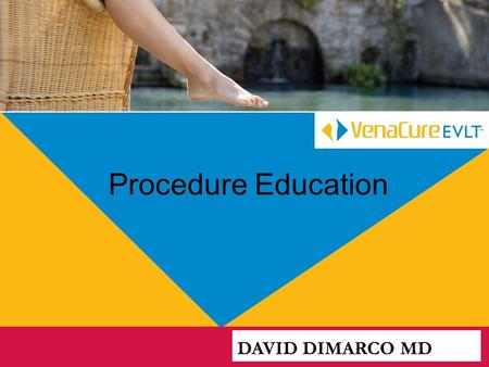 Your Company Name Procedure Education DAVID DIMARCO MD.
