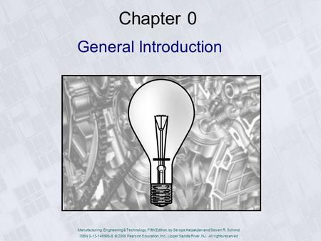 Chapter 0 General Introduction.