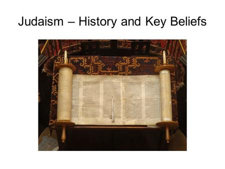 a highlight of key facts about the religion of judaism Many believe that moses was the founder of judaism although its history dates back to the most important religious text of judaism is the torah and its laws are.