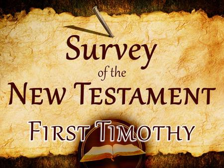 Period of Writing Books Description Date Theme Second Missionary Journey 1 Thessalonians 2 Thessalonians The First Epistles A.D. Eschatology: Last.