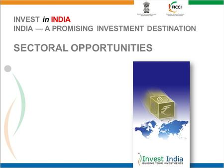 SECTORAL OPPORTUNITIES