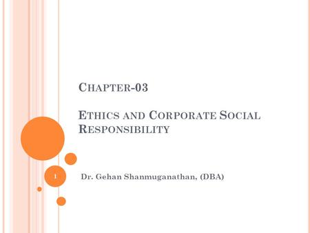 ethics and corporate social responsibility pdf