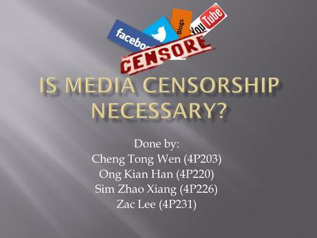 Censorship in the United States