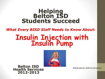 Helping Belton ISD Students Succeed What Every BISD Staff Needs to Know About: Helping Belton ISD Students Succeed What Every BISD Staff Needs to Know.