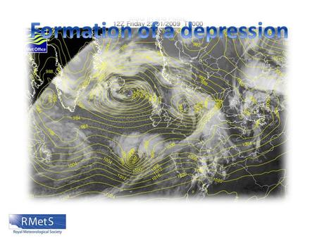 Be able to describe the formation of a depression weather system. Objectives Be able to describe the air movement within a depression weather system.