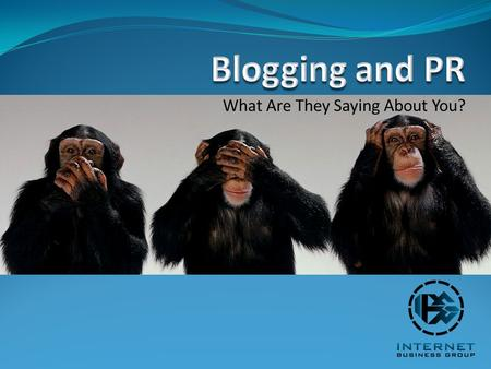 What Are They Saying About You?. Social media marketing is a blog (a portmanteau of the term web log) a type or part of a website. Blogs are usually.