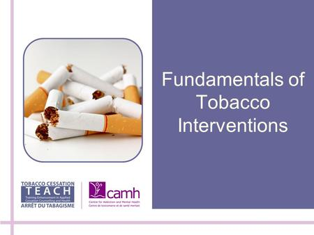 the value of providing smoking cessation Women and smoking objectives: to  all health practitioners providing maternity  advising them of the risks of smoking and the value of smoking cessation and.