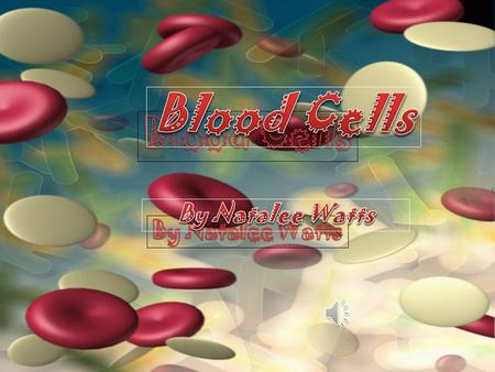 What are blood cells? Your body carries little blood cells. Your blood cells contain your blood. Blood cells are a very unusual shape. They are usually.