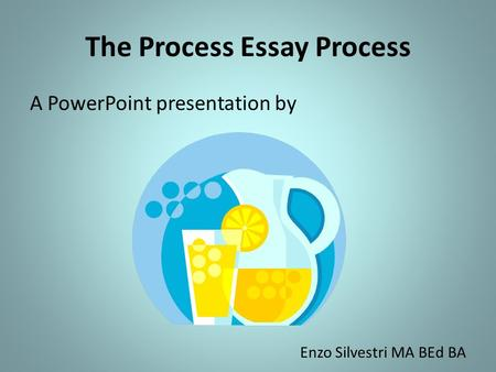 writing process for kids powerpoint This creative writing introduction is designed to help you in the first few weeks of your creative this powerpoint covers the important process of writing.