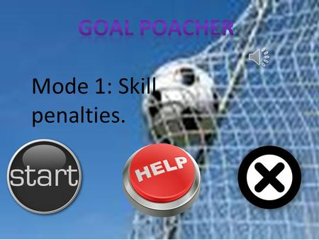 Mode 1: Skill penalties. T Level 1 You Lost Retry.