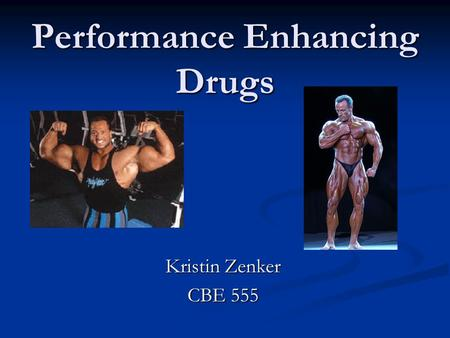 a report on anabolic steroids a performance enhancing drugs Brief exposure to performance-enhancing drugs may be permanently 'remembered' by muscles date: october 27, 2013 source: wiley summary: brief exposure to anabolic steroids may have long lasting, possibly permanent, performance-enhancing effects, shows a new study.