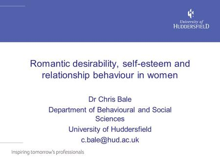 self esteem and satisfaction in romantic Jealousy in a romantic relationship can lead to alcohol problems  their self-esteem is on their romantic relationship, the satisfaction, commitment and closeness .