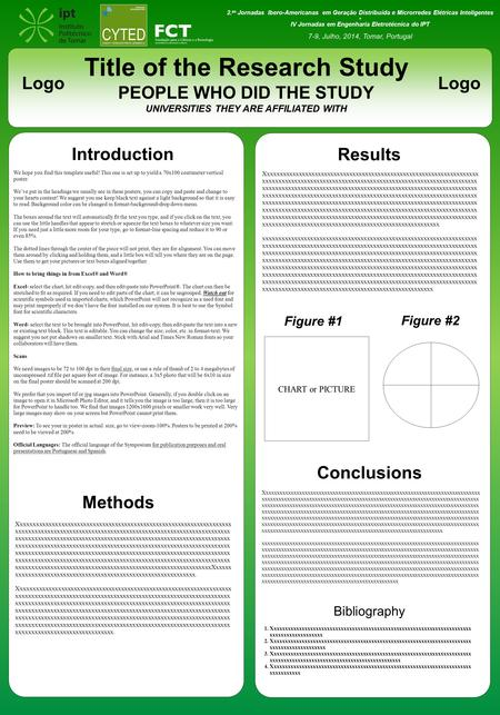 We hope you find this template useful! This one is set up to yield a 70x100 centimeter vertical poster. We've put in the headings we usually see in these.